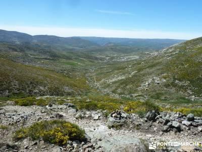 La Mira - Los Galayos (Gredos);ruta laguna grande gredos el senderista paseos por la sierra de madri